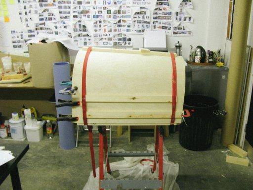 DIY plywood moulding Luka Stepan Design