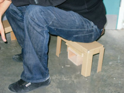 Testing the ergonomics Luka Stepan Design