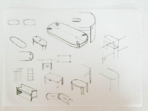 Sketches Luka Stepan Design