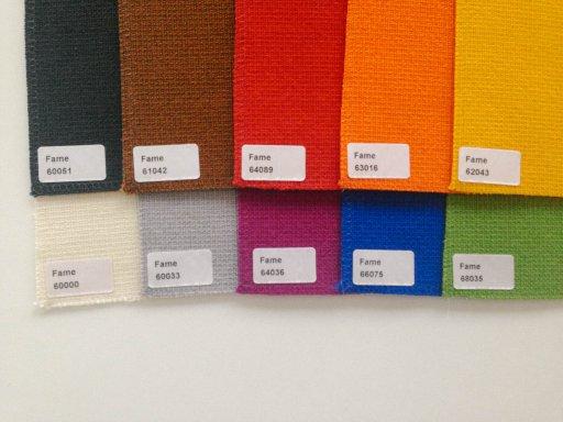 Fabric selections Luka Stepan Design